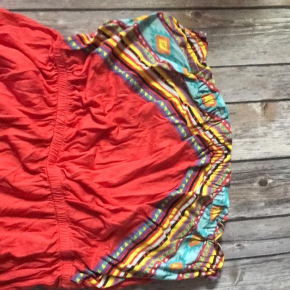 Billabong Dresses & Skirts - Billabong Strapless Coverup
